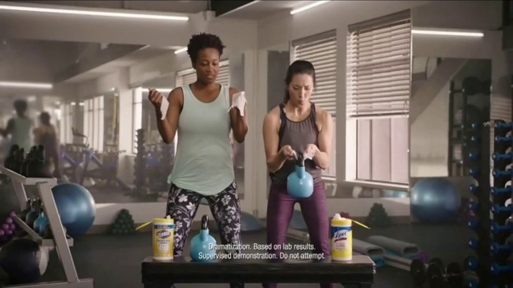 Lysol Disinfecting Wipes TV Commercial, 'Crazy Strong'
