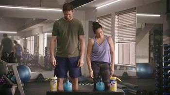 Lysol Disinfecting Wipes TV Spot, 'Crazy Strong' - Thumbnail 1