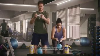 Lysol Disinfecting Wipes TV Spot, 'Crazy Strong' - Thumbnail 6