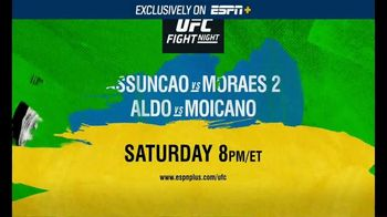 ESPN+ TV Spot, 'UFC Fight Night: Assuncao vs. Moraes 2' - Thumbnail 10