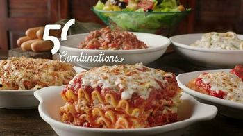 Olive Garden Early Dinner Duos TV Spot, 'Value' - Thumbnail 5