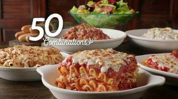 Olive Garden Early Dinner Duos TV Spot, 'Value' - Thumbnail 6