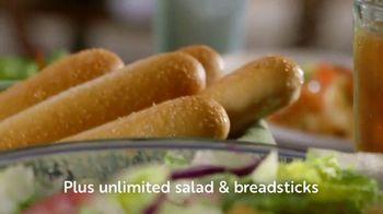 Olive Garden Early Dinner Duos TV Spot, 'Value' - Thumbnail 7
