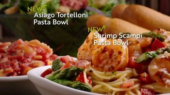 Olive Garden Lunch Duos TV Spot, 'Get In: Pasta Bowls' - Thumbnail 7