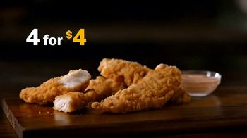 McDonald's Buttermilk Crispy Tenders TV Spot, 'Food Cred' - Thumbnail 8