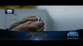DIRECTV Cinema TV Spot, 'Johnny English Strikes Again' - Thumbnail 7