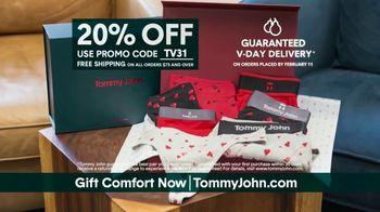 Tommy John TV Spot, 'Valentine's Day: Awkward Moments' - Thumbnail 10