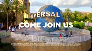 Universal Parks & Resorts TV Spot, 'This Is Amazing' - Thumbnail 9