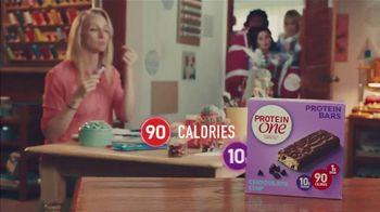 Protein One Chocolate Chip Protein Bars TV Spot, 'Gear' - Thumbnail 9
