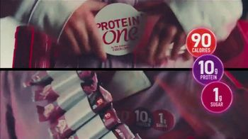 Protein One Chocolate Chip Protein Bars TV Spot, 'Gear' - Thumbnail 3
