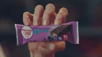 Protein One Chocolate Chip Protein Bars TV Spot, 'Gear' - Thumbnail 7