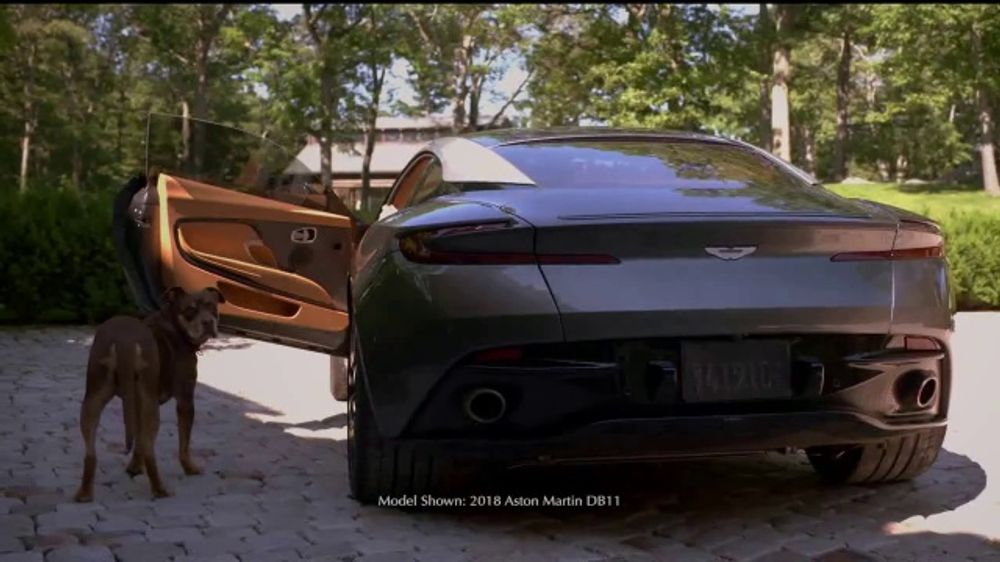 2018 Aston Martin Db11 Tv Commercial Competition Featuring Tom