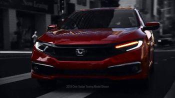 2019 Honda Civic TV Spot, 'Legends Live' [T2] - Thumbnail 2
