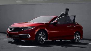2019 Honda Civic TV Spot, 'Legends Live' [T2] - Thumbnail 3