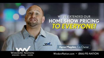 Window Nation Special Home Show Offer TV Spot, 'Home Show Season' - Thumbnail 3