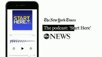 ABC News Start Here Podcast TV Spot, 'Worth a Listen' - Thumbnail 5