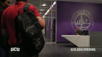 Grand Canyon University TV Spot, 'Evening Programs' - Thumbnail 5