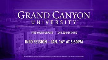 Grand Canyon University TV Spot, 'Evening Programs' - Thumbnail 9