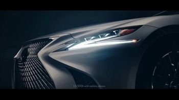 Lexus LS 500 TV Spot, 'The New Rule of Luxury' [T1] - Thumbnail 2