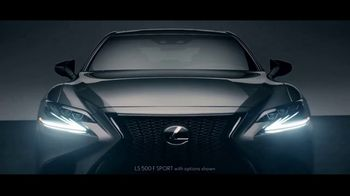 Lexus LS 500 TV Spot, 'The New Rule of Luxury' [T1] - Thumbnail 3