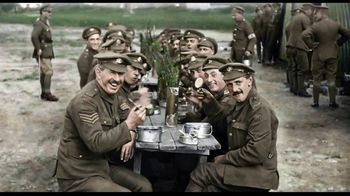 They Shall Not Grow Old - 35 commercial airings