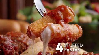 Olive Garden Never Ending Stuffed Pastas TV Spot, 'Never Better' - Thumbnail 4