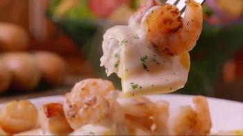 Olive Garden Never Ending Stuffed Pastas TV Spot, 'Never Better' - Thumbnail 6