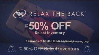 Relax the Back Clearance Sale TV Spot, 'Prevent and Relieve Pain' - Thumbnail 7