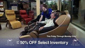 Relax the Back Clearance Sale TV Spot, 'Prevent and Relieve Pain' - Thumbnail 2