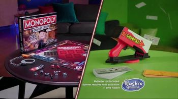 Monopoly TV Spot, 'Cheaters and Cash Grab Editions' - Thumbnail 10