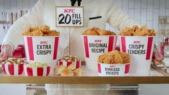 KFC $20 Fill Ups TV Spot, 'It's a Trip'