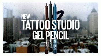 Maybelline New York Tattoo Studio Gel Pencil TV Spot, 'NYC-Proof' - Thumbnail 4