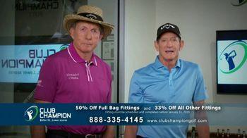 Club Champion TV Spot, 'Discounts on Fittings' - Thumbnail 8
