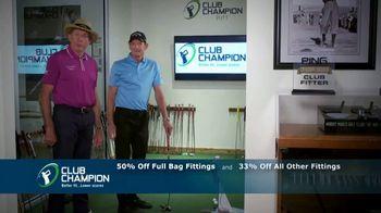 Club Champion TV Spot, 'Discounts on Fittings' - Thumbnail 7