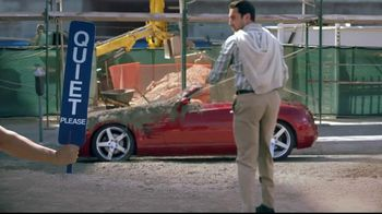 Farmers Insurance TV Spot, 'Parking Splat: Quiet' - Thumbnail 7