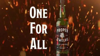 Proper No. Twelve TV Spot, 'Whiskey Will Never Be the Same' Featuring Conor McGregor - Thumbnail 6