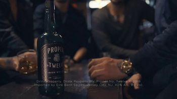 Proper No. Twelve TV Spot, 'Whiskey Will Never Be the Same' Featuring Conor McGregor - Thumbnail 4
