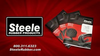 Steele Rubber Products TV Spot, 'Seal and Protect' - Thumbnail 9