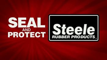 Steele Rubber Products TV Spot, 'Seal and Protect' - Thumbnail 1
