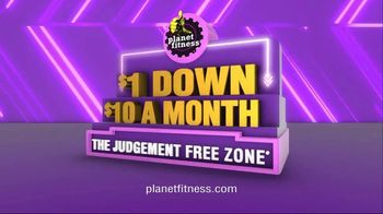 Planet Fitness TV Spot, 'It's Back: $1 Down' - Thumbnail 2