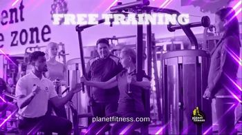 Planet Fitness TV Spot, 'It's Back: $1 Down' - Thumbnail 7