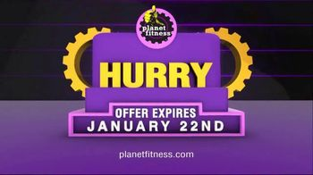 Planet Fitness TV Spot, 'It's Back: $1 Down' - Thumbnail 9
