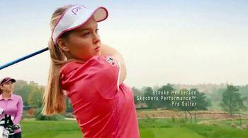 SKECHERS GO GOLF TV Spot, 'Comfort' Featuring Brooke Henderson