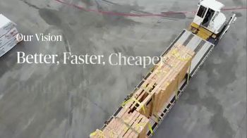 Katerra TV Spot, 'Better, Faster, Cheaper Building Projects for Everyone' - Thumbnail 3