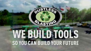 Dustless Blasting TV Spot, 'Tools for the Working Man' - Thumbnail 9
