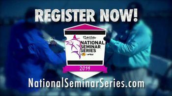 National Seminar Series TV Spot, '2019 Salt Water Sportsman National Seminar Series'