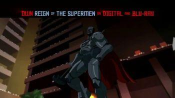 Reign of the Supermen Home Entertainment TV Spot