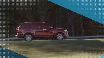 Ford TV Spot, 'Auto Show Special Offer: Explorer' [T2] - Thumbnail 8