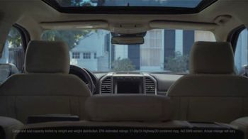 Ford TV Spot, 'Make Room' [T2] - Thumbnail 3