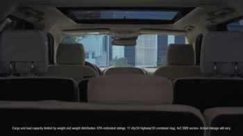 Ford TV Spot, 'Make Room' [T2] - Thumbnail 4
